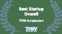 Award - Best Startup Overall